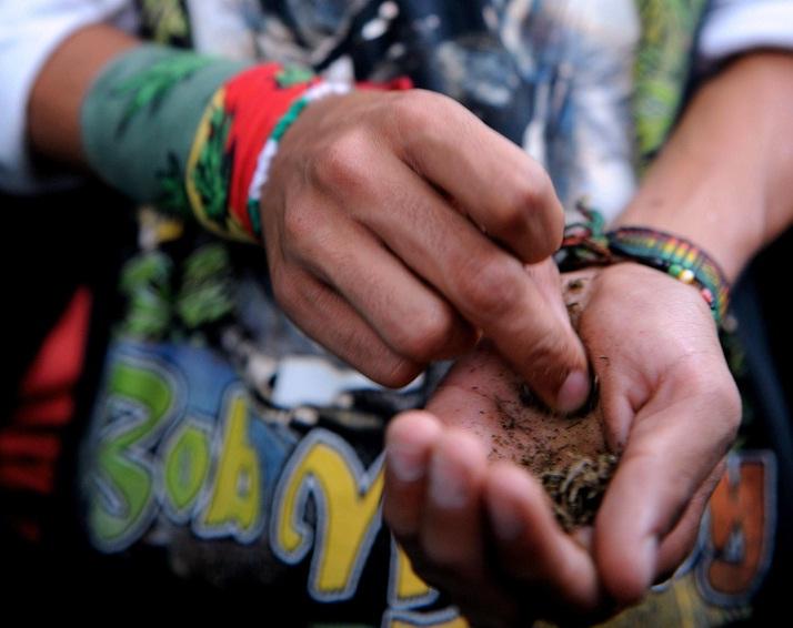 """Vacío legal: la ley crea un limbo en el que los usuarios de la marihuana muchas veces no saben de qué lado de la ley están y en el que los policías tienen que recurrir al """"criterio personal"""" para actuar. (Foto: El Comercio Digital)"""