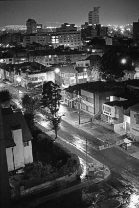 Ciudad siempre, 1993, Metta Anderson (Todos los derechos reservados)