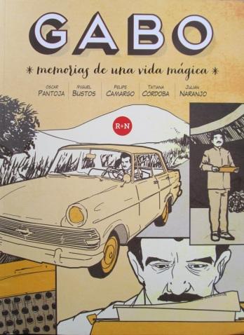 Oscar Pantoja, Miguel Bustos, Felipe Camargo, Tatiana Córdova y Julián NaranjoGABO: memorias de una vida mágicaRey Naranjo editores, Colombia, 2013