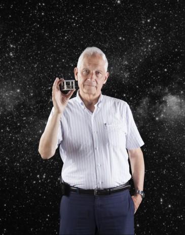 Científico Jorge Heraud (Foto: Santiago Barco)