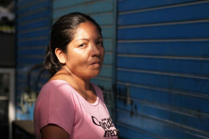 Ana Gloria Flores, mujer accidentada el día de los hechos (Foto: Diego Miranda).