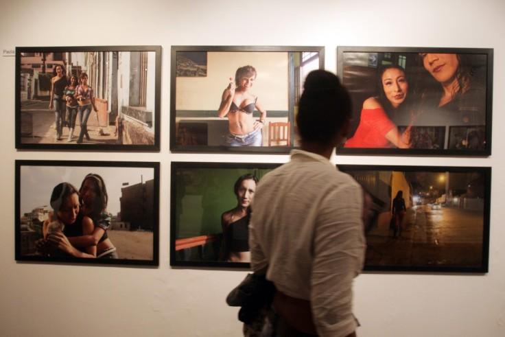 Lima Intrarrosa en el Centro Cultural de España en Lima (Foto: Diego Miranda / Tempus Noticias)