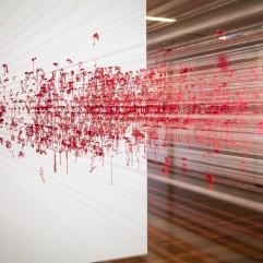 Otras obras de muestra El gesto fuerte, El gesto suave. Estructuras blandas y Transformaciones