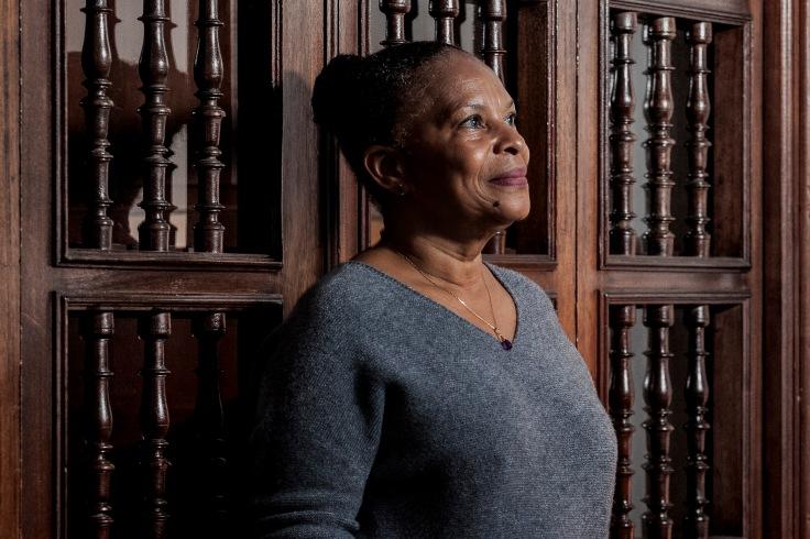 Christiane Taubira entrevista para La Mula.