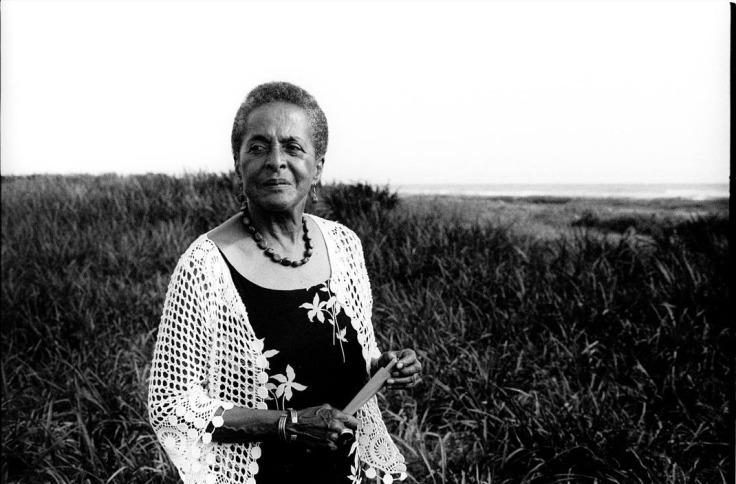 Susana Baca, por Raul García